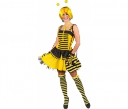 Bienen Kleid Gr. 36