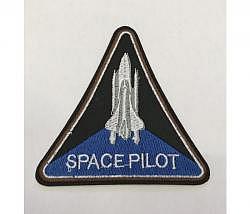 Bügelbild Spacepilot