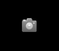 Maske Alte mit Dutt
