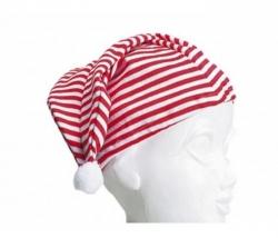 Zipfelmütze rot / weiss