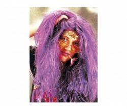 Perücke Vamp violett