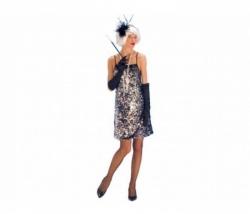 Kleid Cabaret Gr. 40/42