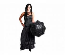 Corsage Black Beauty Gr. 36