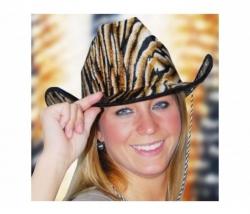 Cowboyhut Tiger