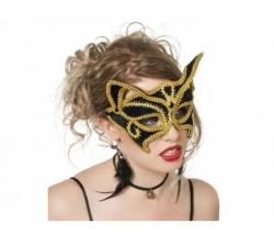 Loup Edel Katze schwarz-gold