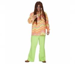 Hippie Mann Punkte Gr. 50/52