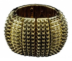 Armband Softpunk gold