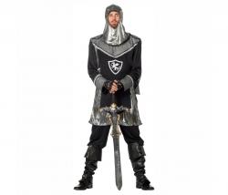 Ritter silber-schwarz Gr. 56