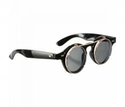 Steampunk Klappbrille