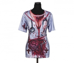 Shirt Bloody Nurse