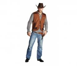 Sheriff Weste Gr. 54