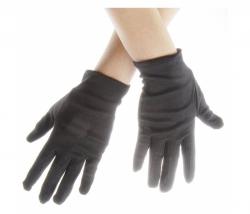 Damenhandschuhe schwarz