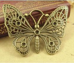 Schmetterling bronce