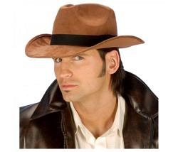 Cowboyhut Indiana braun