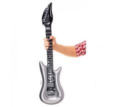 Gitarre aufblasbar