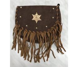 Cowboy Tasche braun