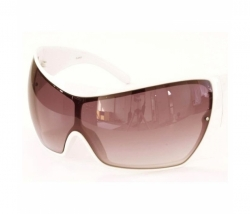 Brille Toppers weiss