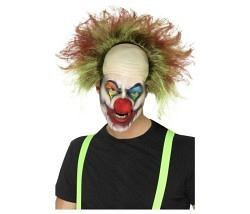 Perücke Böser Clown