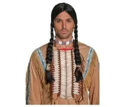 Indianer Brustplatte