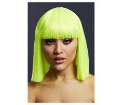 Perücke Lola Neon Lime