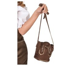 Tiroler Tasche braun